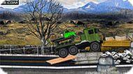 Игра Гоночный грузовик