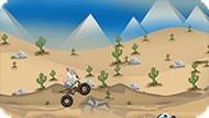 Игра Гонки в пустынях