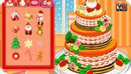 Игра Укрась торт