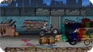 Игра Мотокросс по городу