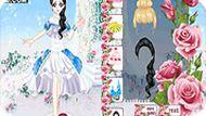 Игра Платье принцессы