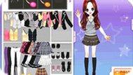 Игра Школьная форма: одевалка