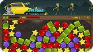 Игра Зомби: три в ряд