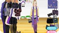 Игра Фиолетовая зима