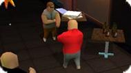 Игра Драка в баре