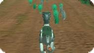 Игра Лего: Побег динозавра