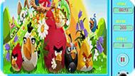 Игра Картинки с Angry Birds