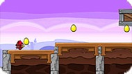 Игра Angry Birds и золотые яйца