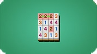 Игра Одинаковые числа