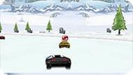 Игра Гонки в снегу