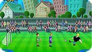 Игра Опасный футбол