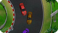 Игра Гоночный автомобиль