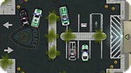 Игра Стоянка полиции