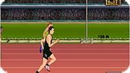 Игра Олимпийский бег