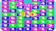 Игра Три числа в ряд