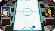 Игра Аэрохоккей 7