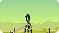 Игра Пришелец-робот