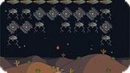 Игра Уничтожьте пришельцев