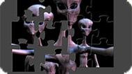 Игра Картинка с пришельцами
