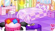 Игра Украсьте детскую комнату