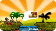 Игра Злая обезьяна