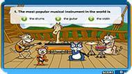 Игра Животные музыканты
