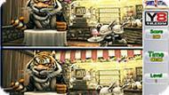Игра Животные: отличия