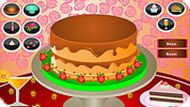 Игра Торт для дня рождения