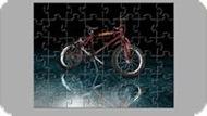 Игра Крутой велосипед