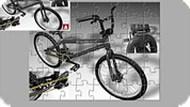 Игра Собираем велосипед