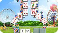 Игра Сложный пасьянс