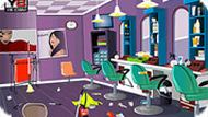 Игра Уборка в салоне красоты