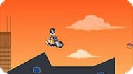 Игра Полицейский мотоцикл