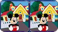 Игра Картинки с Микки-Маусом