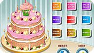 Игра Торт дня рождения
