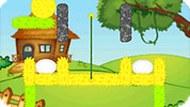 Игра Разбей яйцо