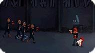 Игра Герой против зомби
