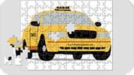 Игра Соберите такси
