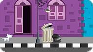 Игра Кот в городе