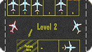 Игра Парковка для самолёта