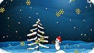 Игра Ловите снежинки