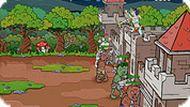 Игра Замок зомби