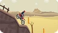 Игра Трюки с мотоциклами