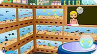 Игра Продаём рыбок