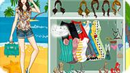 Игра Пляжный день