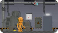 Робот на заводе