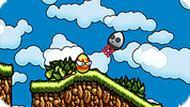 Игра Приключения яиц