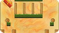 Игра Бомбы огня