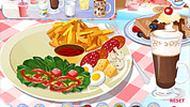 Игра Вкусный и здоровый завтрак