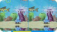Игра Сравни рыбок